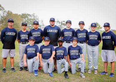 MS Baseball 2018