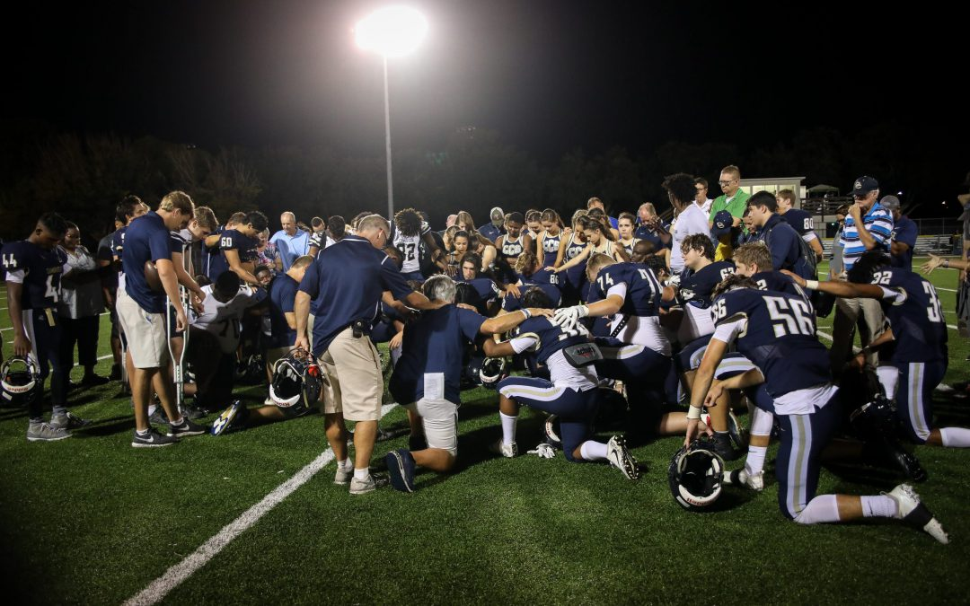 Good Sportsmanship Matters at Cambridge Christian School