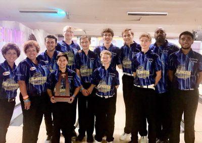 Bowling Team - Boys