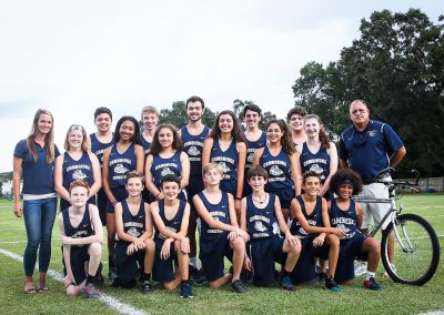 Fall Cross Country 2018