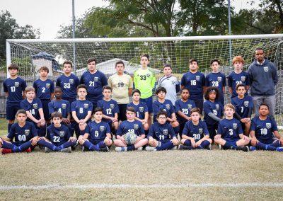 MS Boys Soccer 2018