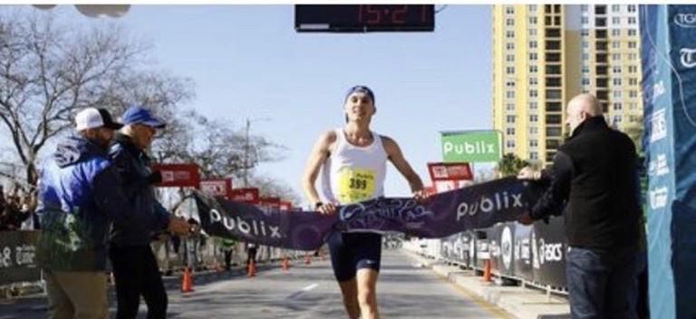 Cambridge Runners Dominate in the Gasparilla Distance Classic!