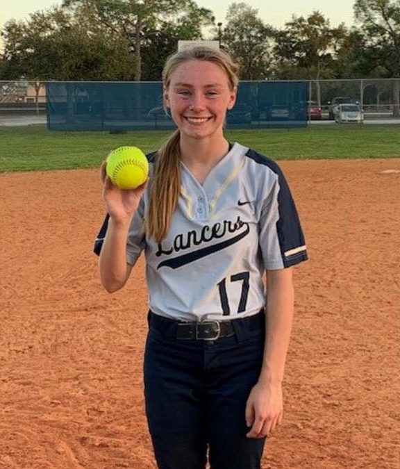 Junior Olivia Elliott Named 2021 FACA District 15 2A Player of the Year