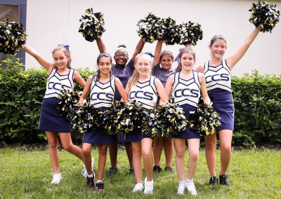 MS Cheerleaders