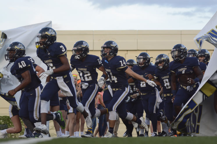 Football: Cambridge Christian 85, Indian Rocks Christian 46