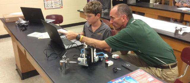 STEM in Lower School at CCS