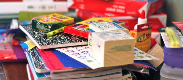 Basic Upper School Supply Lists