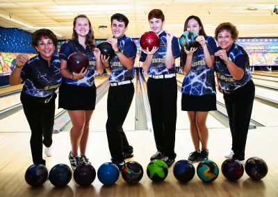 Bowling Team Seniors
