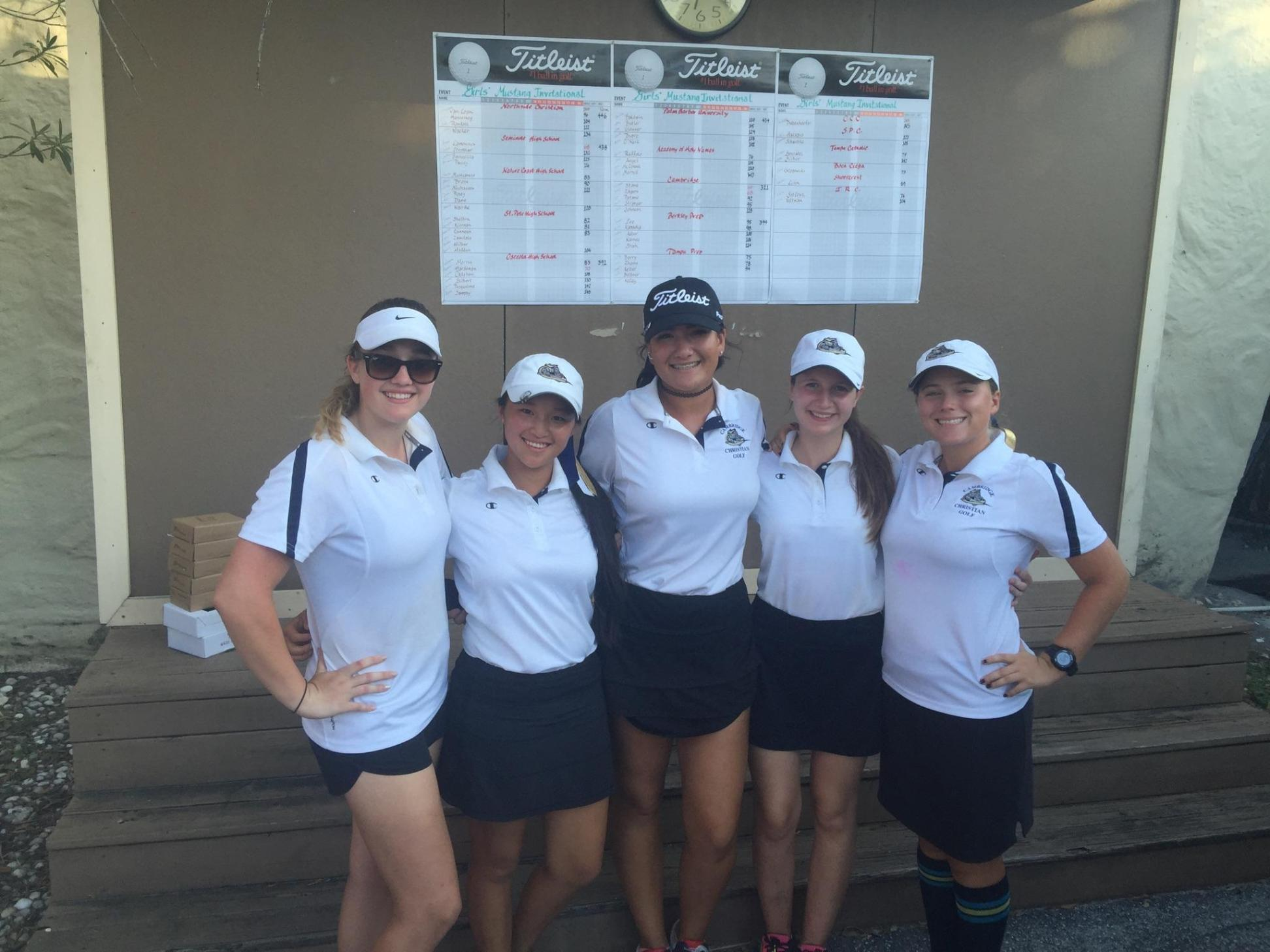 Latanna Stone, Cambridge Christian Win Mustang Invitational