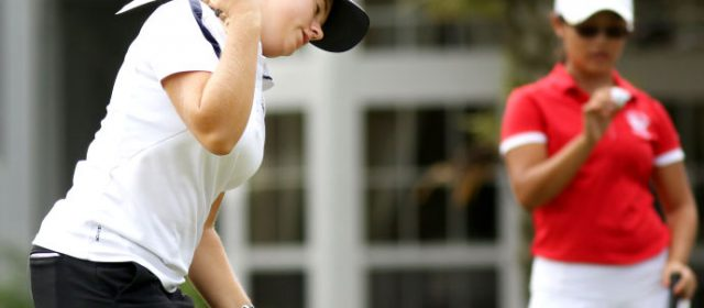 District golf: Cambridge Christian takes A-13 girls title